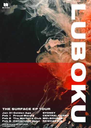 LUBOKU The Surface EP Tour 2019 | Niche Productions