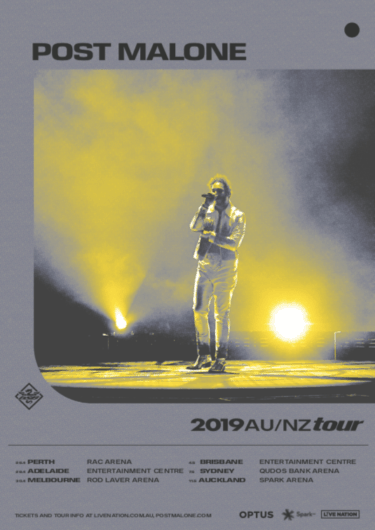 Post Malone Australia Tour 2019 | Niche Productions