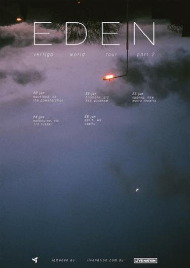 EDEN 'Vertigo' World Tour | Niche Productions