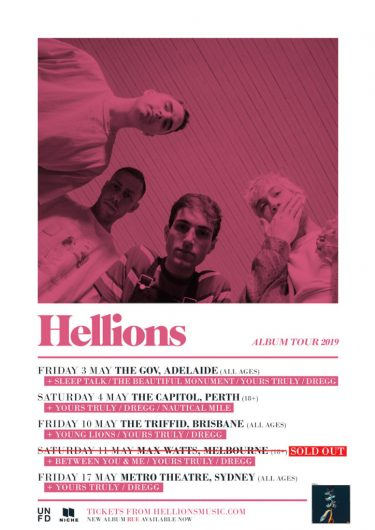 Hellions 2019 Tour | Niche Productions