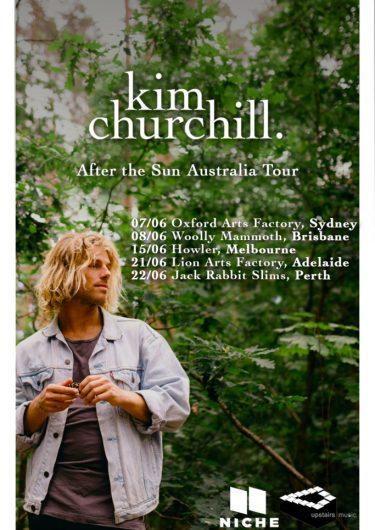 Kim-Churchill 2019 Tour | Niche Productions