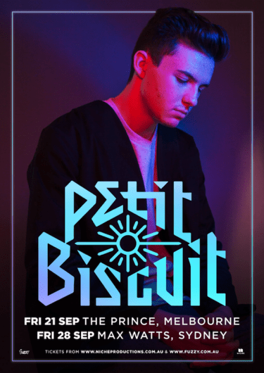 Petit Biscuit Au Tour 2018 | Niche Productions