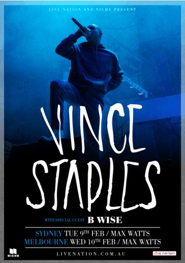 Vince Staples Niche Productions