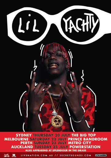 Lil Yachty 2017 Tour Niche Productions